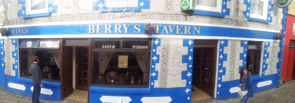 Welcome to Berry's Tavern!